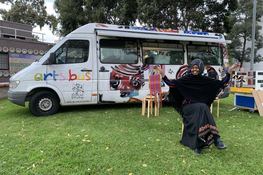 Arts Bus Adventure
